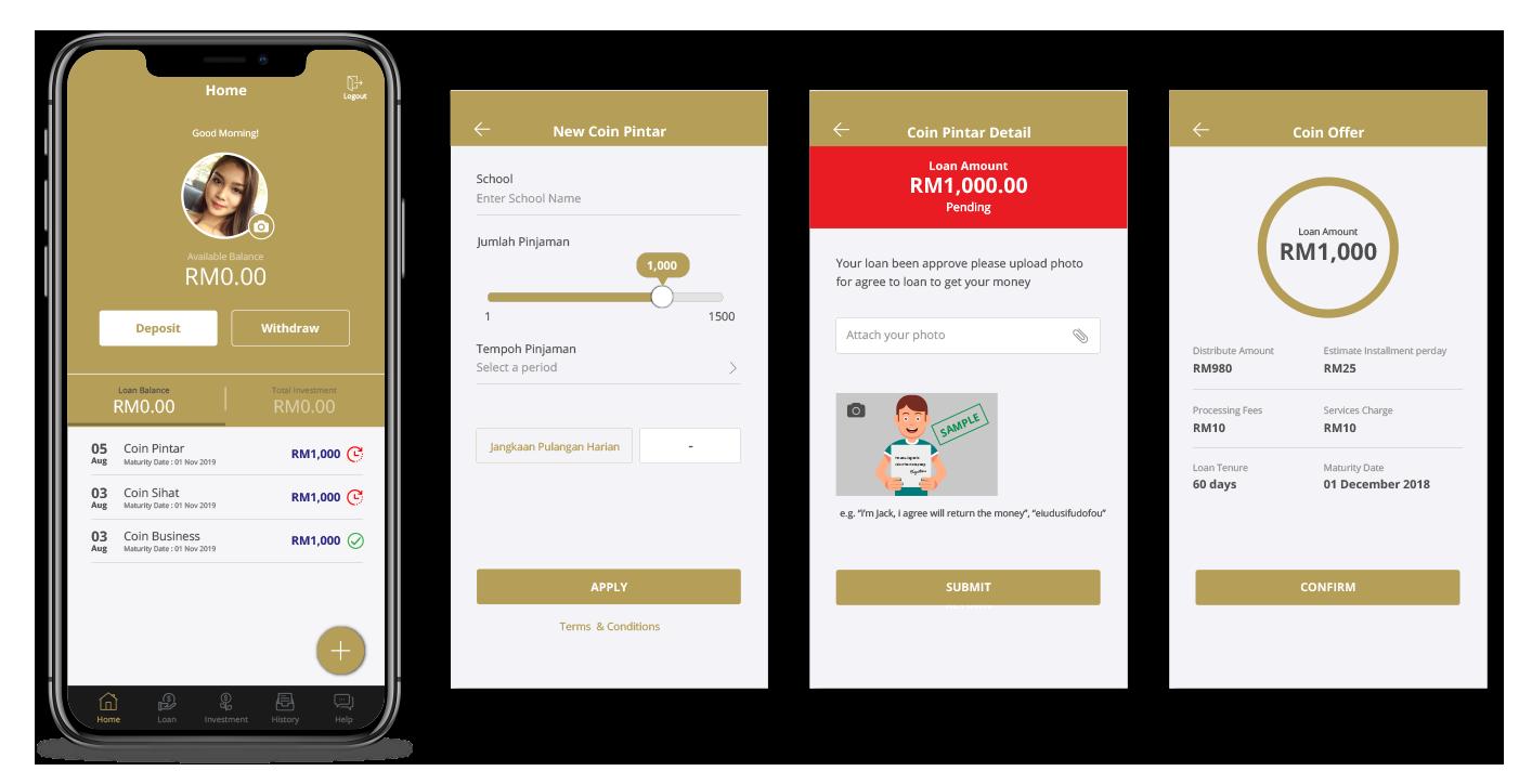57codebox-Mobile Sales App & B2B Ecommerce Website